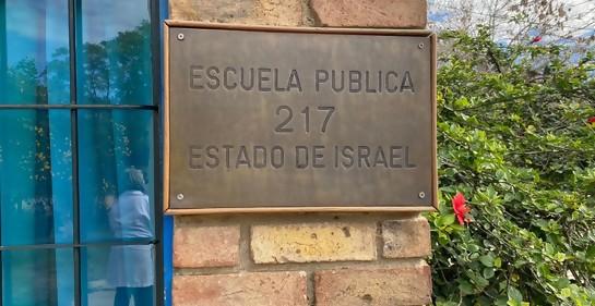 Donación de la filial Oriental de B'nai B'rith Uruguay