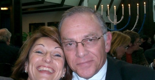 De estos padres mamó Amit Gutkind, jefe de la delegación del Sheba, su amor por Uruguay