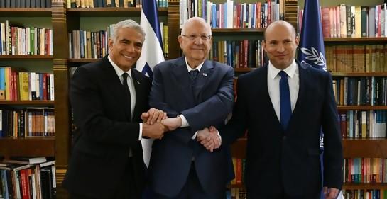 Este es el nuevo gobierno de Israel