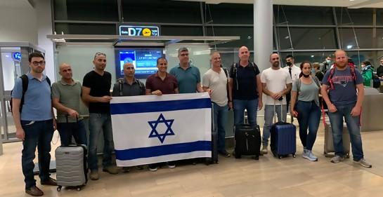 Israel envía ayuda a Miami