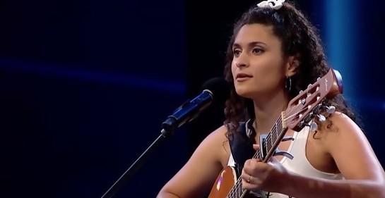 Lucía ya no está en Got Talent, pero el Hatikva sacudió  –para bien- su vida