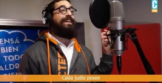 La historia de la canción inspiradora de Mendy Shemtov y los Cteen uruguayos