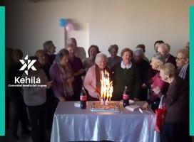 Kehila: Homenajeamos a todos nuestros abuelos a través del Club Hatikva