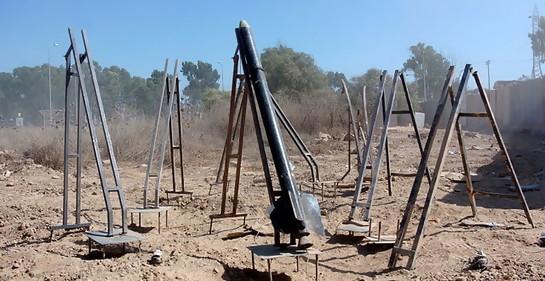 ¿Cuántos palestinos de Gaza fueron asesinados por los cohetes de Hamas en mayo? Un estimado