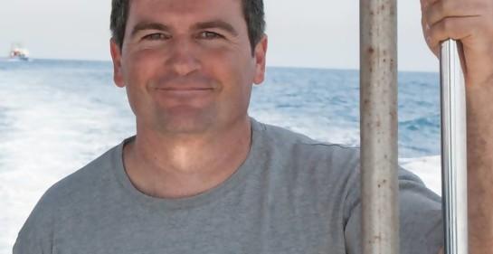 Un investigador de temas marinos en un ranking  de National Geographic