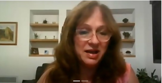 Ana Jerozolimski entrevistada por Martín Natalevich, sobre el nuevo gobierno de Israel