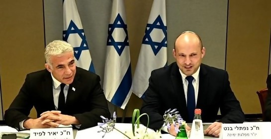 El Estado soy yo (Bibi)- El Estado somos nosotros (actual gobierno de Israel)