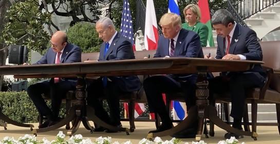 Relaciones China-Golfo: oportunidades y riesgos para Israel