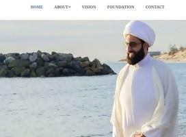 La página oficial de Imam Tawhidi