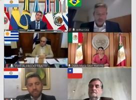 AMIA: Parlamentarios de Latinoamérica reafirmaron compromiso contra el Terrorismo