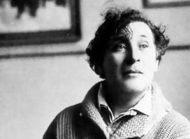 Un 7 de julio de 1887 nacía Marc Chagall