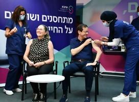 Comenzó en Israel la inoculación con tercera dosis de Pfizer