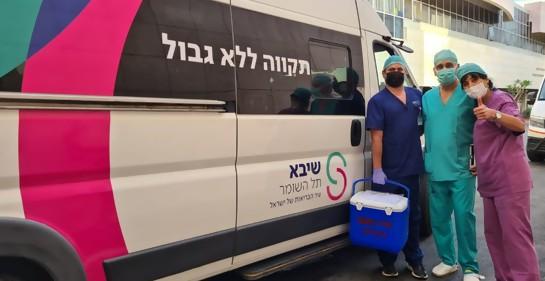 Histórico: primer trasplante de riñón cruzado entre Israel y los Emiratos Árabes Unidos