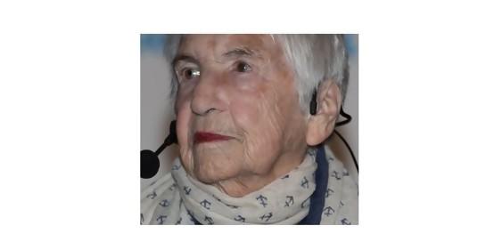 Muere Esther Bejarano, superviviente del Holocausto