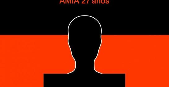 AMIA 27 años: Cómo participar en el Acto Central del viernes 16 de julio