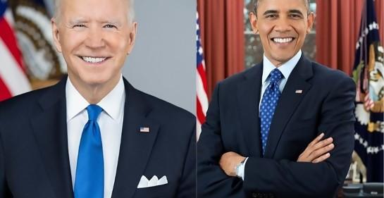 Lección de historia: Biden es Obama 3.0 sobre abrazar a los yihadistas