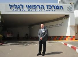 Director de hospital israelí se dirigió a Líbano- Queremos ayudar