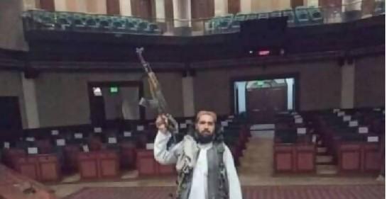 ¿Un nuevo Talibán?