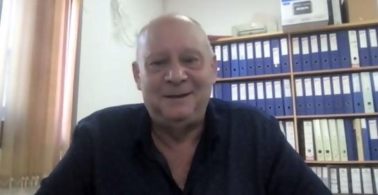 Salomón Vilensky, el uruguayo que dirige el mayor parque industrial de la periferia israelí