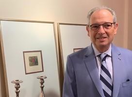 Historias comunitarias judeo-uruguayas: Franklin Rosenfeld