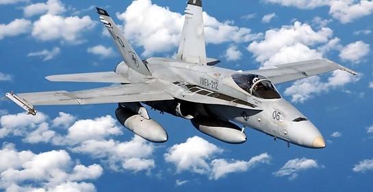 Los drones en el abastecimiento militar