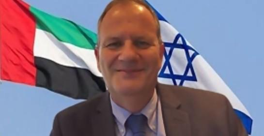 Ilan Sztulman, Jefe de Misión de Israel en Dubai, construyendo el nuevo Medio Oriente