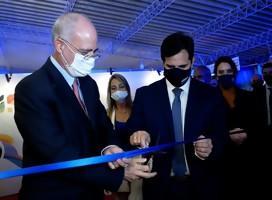 Quedó inaugurado el pabellón de Israel en la Expo-Prado