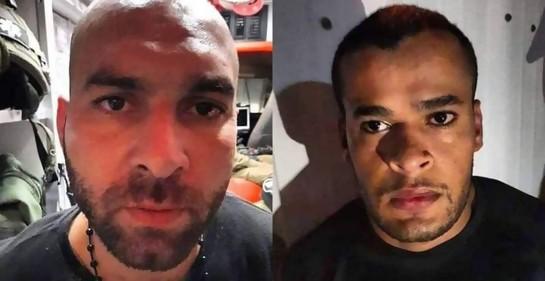 Importante recordatorio, al ser capturado los otros 2 terroristas fugados
