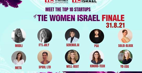 CEO de empresa de salud israelí representa a  Israel en  una feria de emprendedoras  en Dubai
