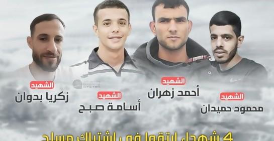 Israel frustra atentados inminentes de Hamas al eliminar varios terroristas
