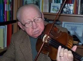 Jacques Stroumsa, el Violinista de Auschwitz, un testimonio inolvidable