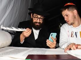 Eitan Wuhl, una visión joven y comprometida con el judaísmo y la comunidad