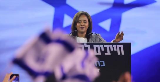 Pnina Tamano Shata, nueva inmigrante de niña, hoy Ministra de Inmigración y Absorción de Israel