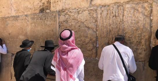 Estos árabes sintieron sin intermediarios la calidez israelí