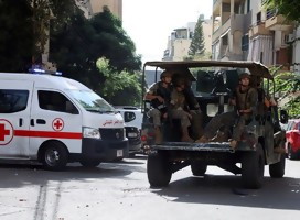 La organización pro-iraní Hizbala, factor clave en el riesgo de guerra civil en Líbano