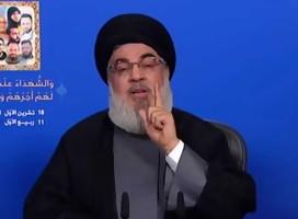 Nasrallah confirma : Hizbala tiene armas fuera del marco del Estado