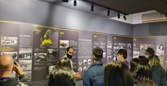 Museo de la Shoá de Uruguay en el Día del Patrimonio 2021