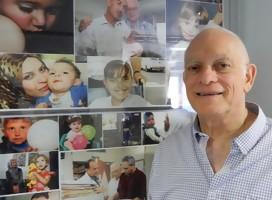 Este médico israelí está abocado a salvar vidas de niños con problemas de corazón