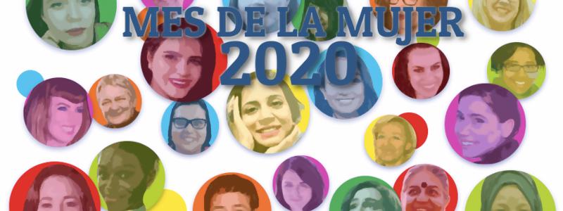 Mes de la Mujer 2020